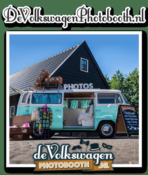 DeVolkswagenPhotobooth.nl - Het leukste fotohokje op vier wielen