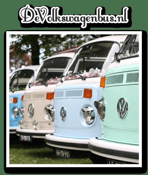 DeVolkswagenbus.nl - Volkswagen busjes verhuur